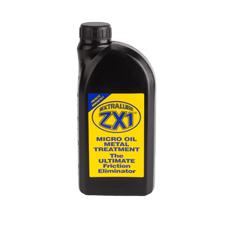 Extralube ZX1 Micro Oil Metal Treatment is our Flagship product and it has become one of the UKs fastest selling metal treatments in the UK.