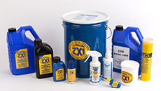 EXTRALUBE ZX1 Micro Oil Metal Treatment, Micro µ ZX1 SUPERGREASE, ZX1 C60 Trigger Spray and ZX1 C76 Micro Oil Pin Oiler.